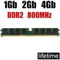 Оперативная память DDR2 800 4 Гб 2 Гб 1 ГБ 8 ГБ DDR 2 8 ГБ/для ПК, оперативная память 4 Гб ddr2 667 МГц 8G 4G 2G 1G 800 МГц (для intel & для amd)