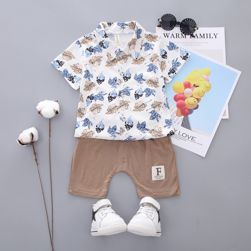 Summer Baby Boys Girls Clothes Children Butterfly Shirt Letter Shorts 2pcs/Sets Toddler Fashion Cotton Clothing Kids TracksuitsSummer Baby Boys Girls Clothes Children Butterfly Shirt Letter Shorts 2pcs/Sets Toddler Fashion Cotton Clothing Kids Tracksuits