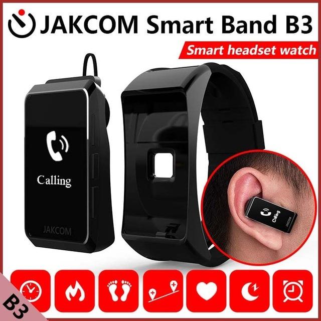 Jakcom b3 smart watch nuevo producto de salida de amplificador de auriculares amplificador de auriculares como amplificador portatil de entrada analógica
