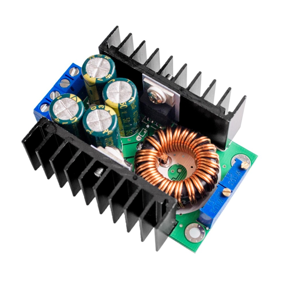300W 9A DC CC Adjustable Power Supply Step Down Buck Converter  5-40V to 1.2-35V Step Down Module LED Driver Voltage for Arduino 5pcs mp1584 dc dc 3a buck converter adjustable step down regulator power supply module
