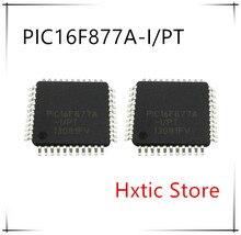10pcs/lot PIC16F877A-I/PT PIC16F877A PIC16F877 16F877A 44-TQFP QFP44 IC new