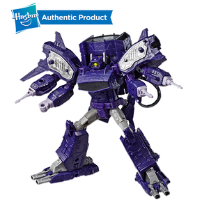 Image 2 - Hasbro Transformers Siege War for Cybertron Voyager WFC S24 Decepticons Starscream Soundwave Model Kids Gift Toys Action Figures