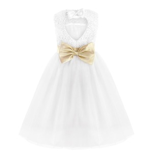 Image 3 - فستان فتيات من TiaoBug للمراهقات برنسيس الزهور ، فستان حفلات زفاف للأطفال ، حفلة عيد ميلاد ، أول مناولة ، فستان رسمي للحفلات الراقصة