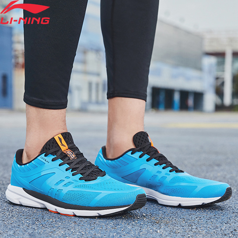 Li Ning Men ROUGE RABBIT 2017 Smart Running Shoes SMART CHIP Sneakers Light Breathable LiNing Sport