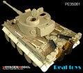 Voyager modelo PE35061 1/35 Tiger I inicial tropa de produção ( para TAMIYA 35227 )
