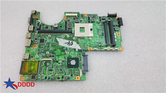 Original FOR MSI GE600 Notebook LAPTOP MOTHERB OARD MS-1675  MS-16751 Fully Tested AND Working Perfect
