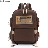 Fashion Backpack Women Leisure Travel Rucksacks For Girls Boys Teenager Cool Contrast Color Preppy Style School
