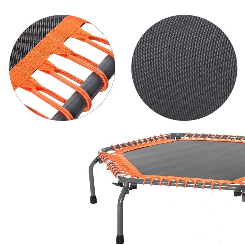 50-inčni Fold fitness trampolin s podesivim rukohvatom Profession - Fitness i bodybuilding - Foto 4