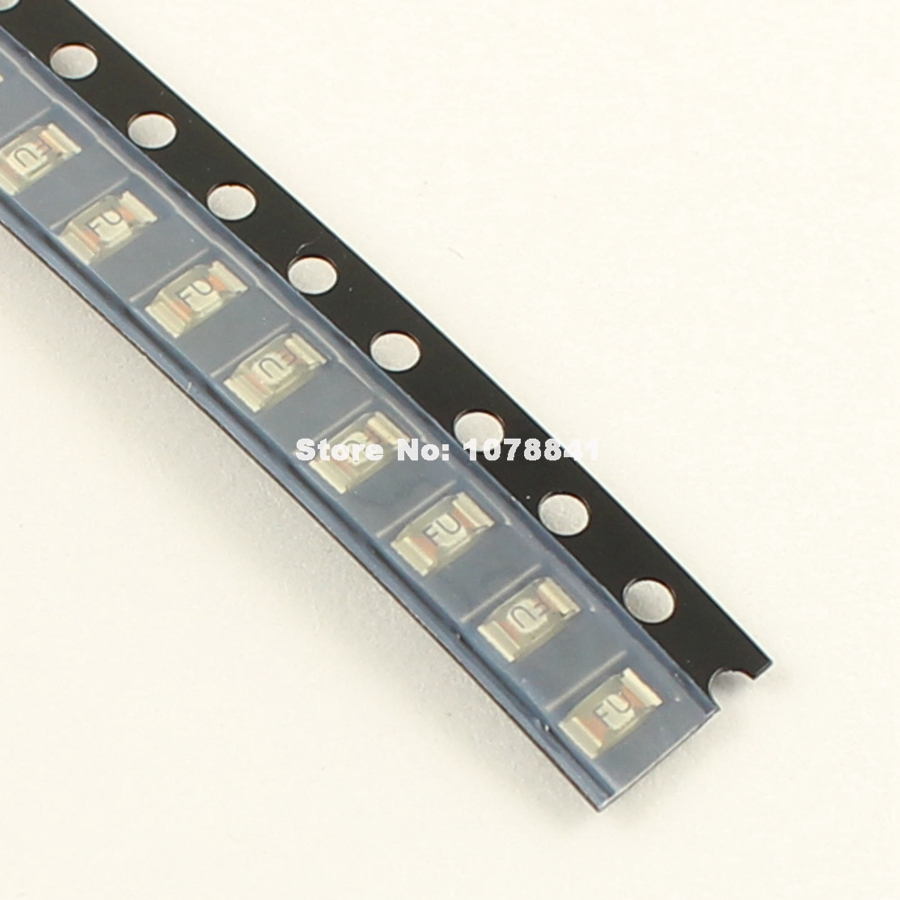 hight resolution of 10 pcs per lot littelfuse smd smt 1206 fast acting fuse 7a 24v 0429007 marking code fu in fuses from home improvement on aliexpress com alibaba group