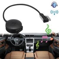 Lonleap СМИ в ami MDI Bluetooth автомобиля Музыка адаптер Беспроводной аудио AUX Авто USB женщина кабель для Benz 2009 До 2014 моделей