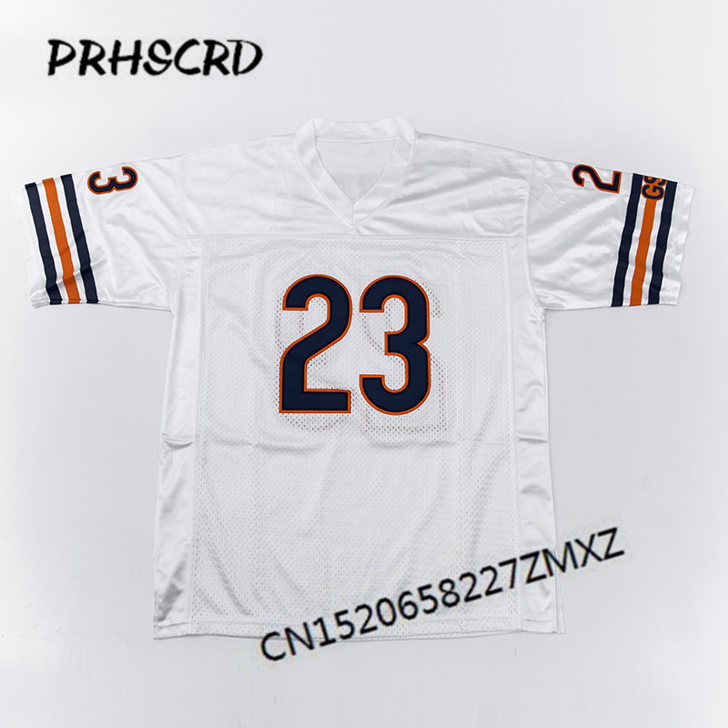 best website 07c53 ab7aa US $29.99 |Retro star #23 Devin Hester Embroidered Throwback Football  Jersey-in America Football Jerseys from Sports & Entertainment on  Aliexpress.com ...