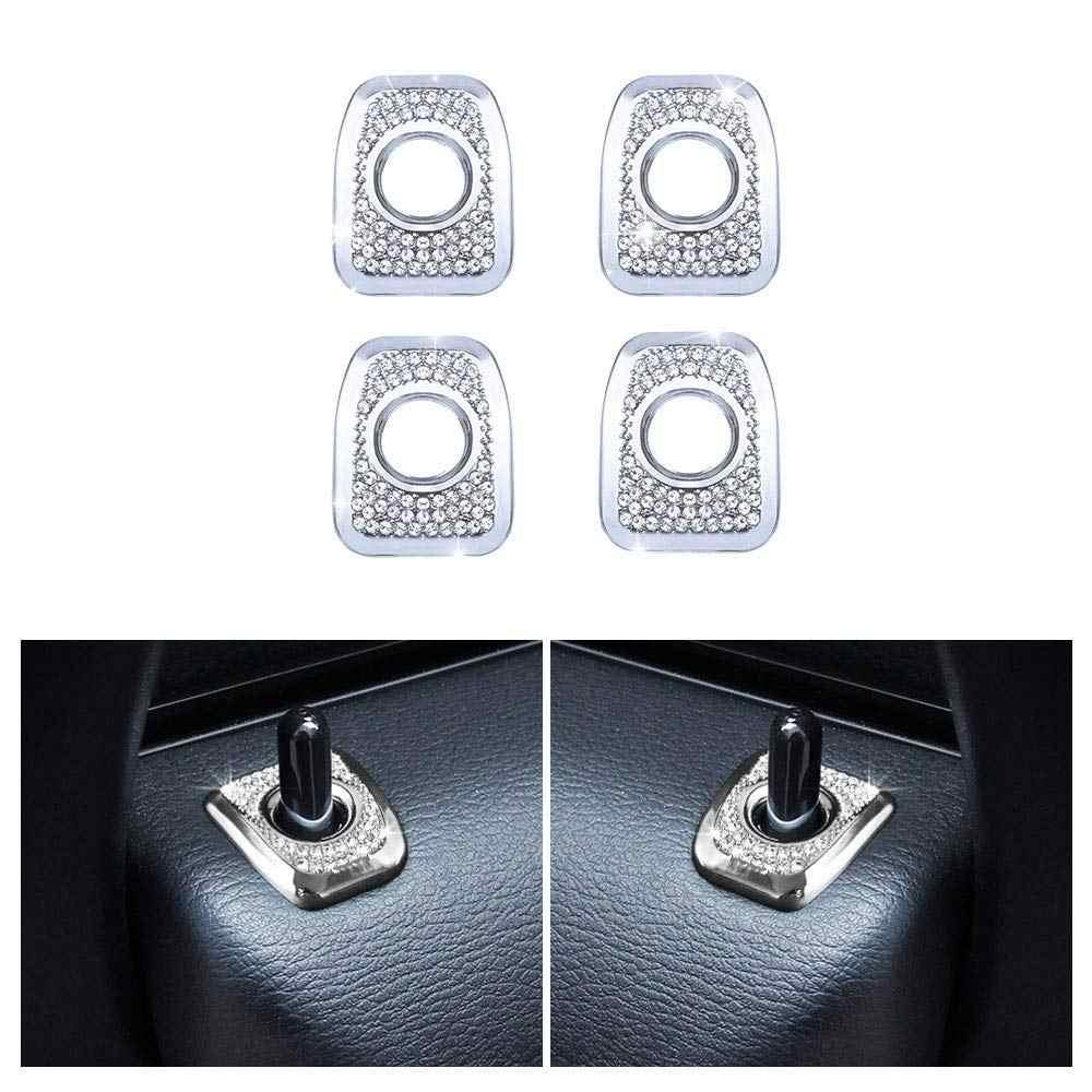 Compatibile Serratura Della Porta Spilli Caps per BMW Accessori Parti di Coperture Decalcomanie Adesivi Bling Interno, Dentro Decorazioni X3 X4 Serie