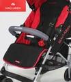 Maclaren коляска подлокотник детская Коляска инвалидная Коляска подлокотник Аксессуары бампер Бар коляски Муфты Аксессуары сцепления для рук