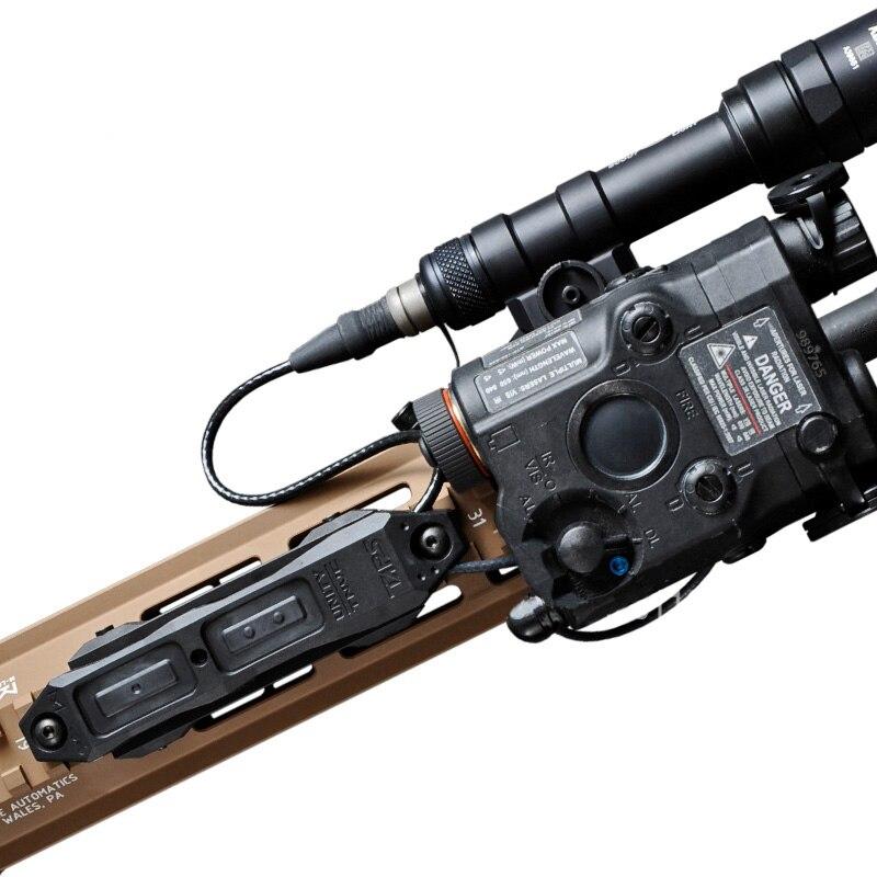 scout arma luz cauda duplo botao caca 05