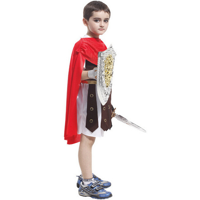 NEW Whimsy Clothes Roman Soldiers As Fashion Trendy Halloween ...
