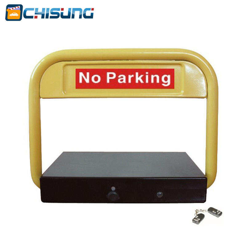 Water proof Solar Parking Bay Barrier/ Solar Parking Bay Barrier/Bollard automatic parking barrier security bollard