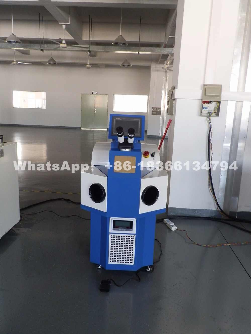 Домашние! Китай горячие продажи лазерные сварочные аппараты для производства золотых цепей