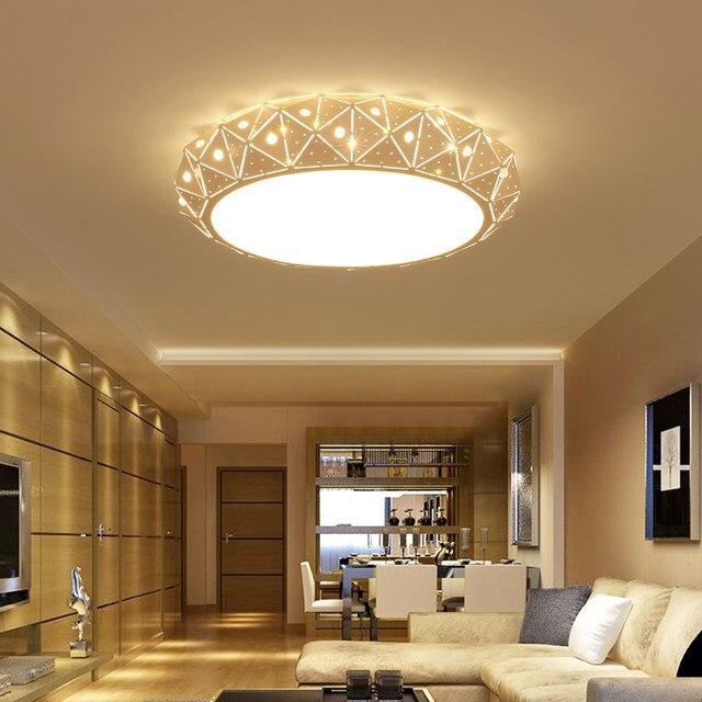 Attraktiv Moderne Led Deckenleuchten Für Home Moderne Lampen Design Für Wohnzimmer  Esszimmer Licht Deckenleuchten De Teco Acryl Deckenleuchte