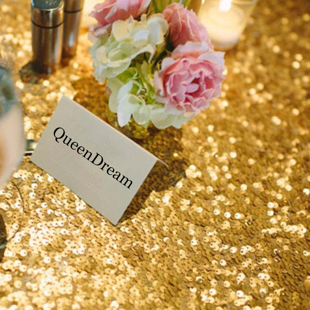 Sparkly Sequin Tablecloth 50\