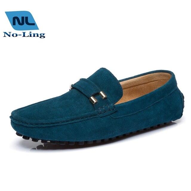 9ca6adc6cd8 Verde Lofers hombres Casual zapatos del holgazán, 2016 hombres zapatos  planos clásicos, para hombre