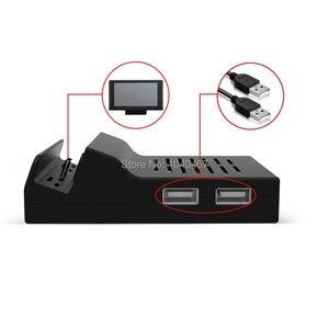Image 4 - ABS raffreddamento dissipazione del calore tipo C TV Dock Base supporto 4K Video USB 3.0 HDMI Dock Station di uscita per nintendo Switch Host Stand