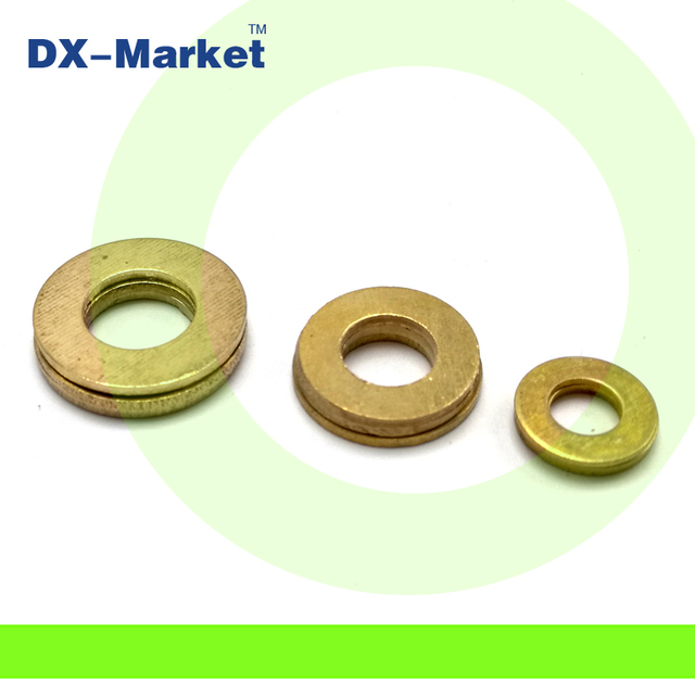 m30*38*1.5 , 10pcs , m30 Copper ring gaskets flat washer High ...