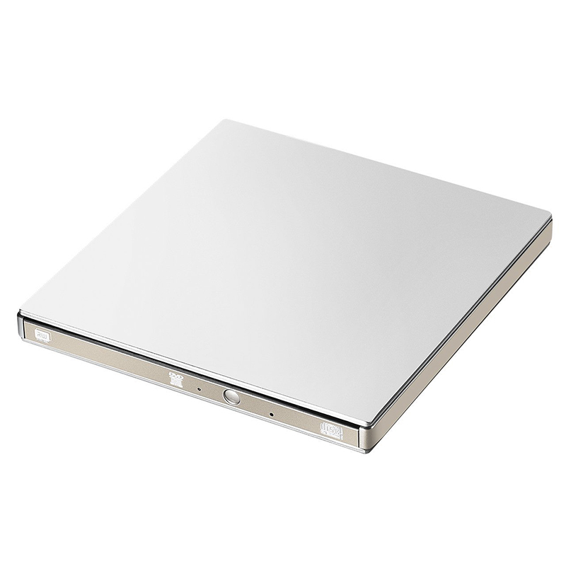 CD DVD Burner External DVD Optical Drive CD/DVD-ROM Player USB 3.0 DVD-RW Driver