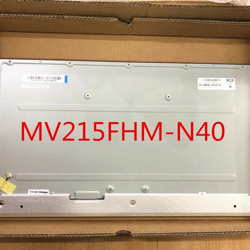 LM215WF9-SSA1 LM215WF9 SSA1 MV215FHM-N40 MV215FHM N40 nova tela lcd grau A tela usada para AIO 520-22AST 510-22ISH