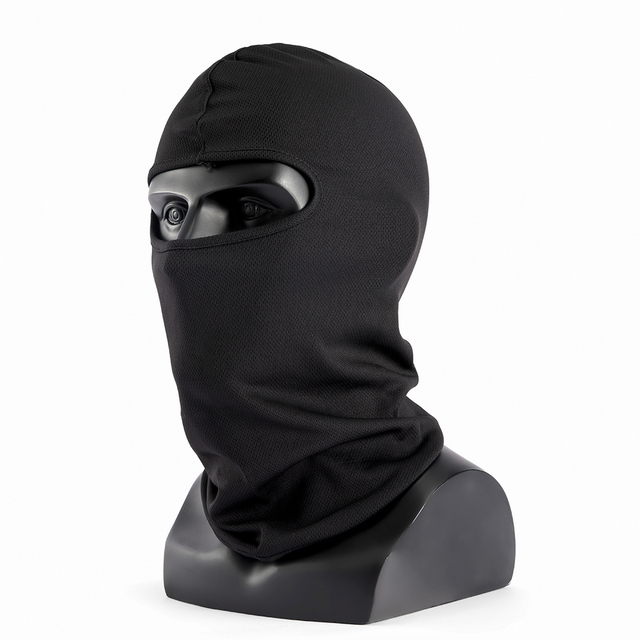 Sinovcle Motorcycle Face Mask Outdoor Sports Wind Cap Police Cycling Balaclavas Face Mask Winter Warm Ski Snowboard