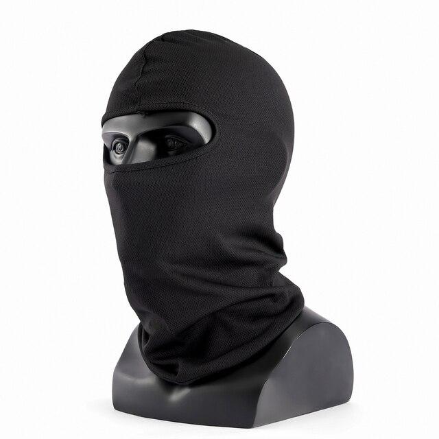 Sinovcle אופנוע מסכת פנים חיצוני ספורט רוח כובע משטרת רכיבה על אופניים כובעי גרב פנים מסכת החורף חם סקי סנובורד