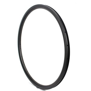 Image 2 - 700c  Road Bike Carbon Rim 30mm 6K Twill  Matte Surface V Brake For Road Bike Or Cyclecross Gravel Bike