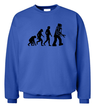 Robot Evolution Sweatshirt – 8 Colors
