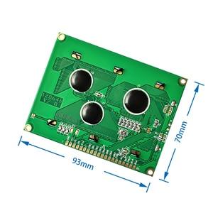 Image 3 - LCD לוח צהוב ירוק מסך 12864 128X64 5V כחול מסך תצוגת ST7920 LCD מודול עבור arduino 100% חדש מקורי