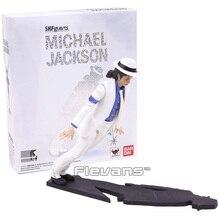 Король поп-музыки Майкл Джексон Smooth Criminal Moonwalk MJ ПВХ фигурку Движимое Colelction модель игрушки
