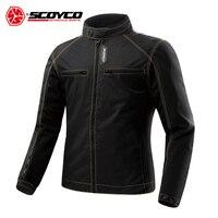 SCOYCO Motorcycle Jacket Racing Oxford Motorcycle Race Suit Chaqueta Moto Hombre Summer Moto Jacket Men Blouson