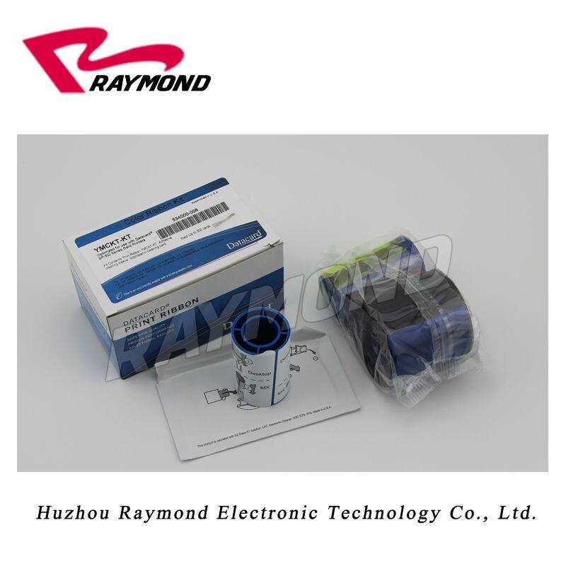 Datacard Full-Color Ribbon YMCKT-KT 534000-006 for SD360 300 prints SD460