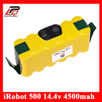 14.4 V 4500 mah NI-MH APS Vacuum Pin cho iRobot Roomba 500 530 510 550 560 570 540 R3 780 790 880 Pin Robotics