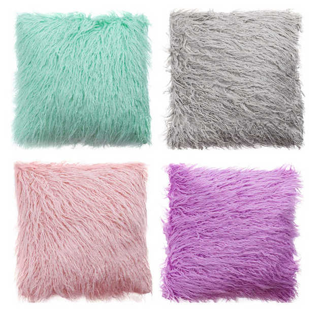 Nhiều màu sắc Sang Trọng Vỏ Gối Buồn Người Bao chất vải Siêu mịn Nhà Đệm Hình Học Đơn Giản Ném Chăn Ga Gối Gối COV