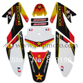 CRF70 Graphics sticker 3M decal BSE Orion Kayo dirt bike