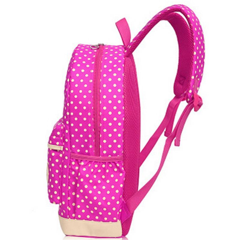 Aliexpress.com   Buy New waterproof Girl School Bags For Teenagers backpack  women Three piece suit shoulder bags 3 Pcs Set rucksack mochila knapsack  from ... c614c87d10f65