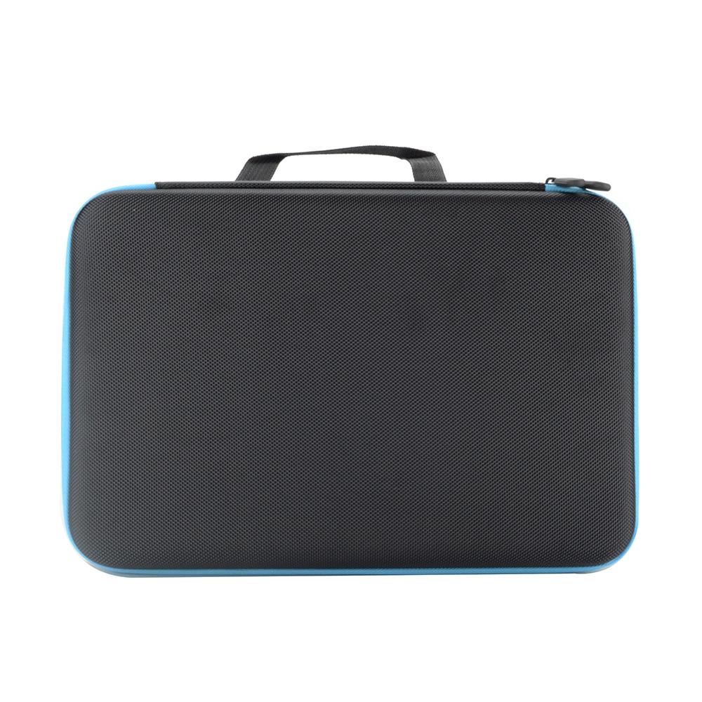GoPro accesorios de almacenamiento protector Go pro funda bolsa para GoPro Hero 7 6 5 4 3 Xiaomi Yi SJCAM SJ4000 SJ5000 SJ7000 Cámara de Acción