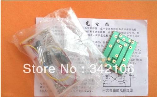 Free Shipping! 10pcs Flash circuit kit (electronic production suite, parts) mult