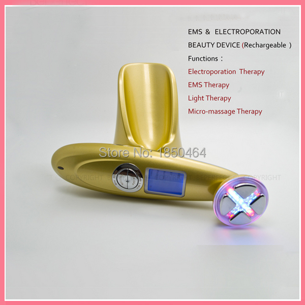 Face Lift Wrinkle Removal Portable RF EMS Infrared beauty equipment