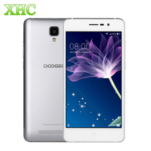 X10 rom 8 ГБ 5.0 дюймов 3360 мАч doogee смартфон android 6.0 mtk6570 Quad Core 1.3 ГГц WCDMA 3 Г Wi-Fi ОТА GPS Dual SIM Мобильный телефон