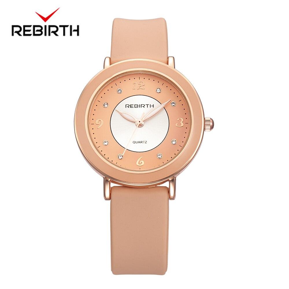 eb8d035a967 ... Marca de Luxo Quartzo das Senhoras 2017 Mulheres Assistir Novidade Moda  Relógio de Pulso Feminino Vestido Relógios Montre Resistente à Água ...