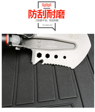 цена на Myfmat custom car Cargo Liners pad mats cargo liner mat for MG MG7 MG6 MG3SW MG3 MG5 MGZS MG GS MG-GT anti-scratch durable safe