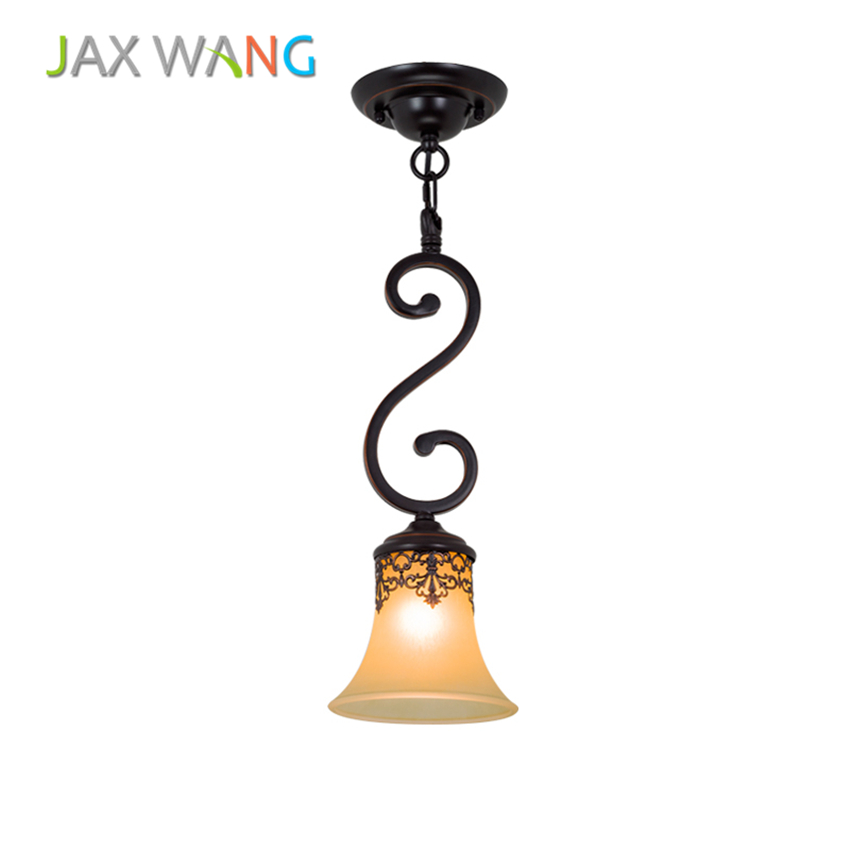 Europe and The United States Retro Adjustable Pendant Lights for Living Room Restaurant Hotel Study Lighting Fixtures LuminariaEurope and The United States Retro Adjustable Pendant Lights for Living Room Restaurant Hotel Study Lighting Fixtures Luminaria