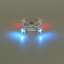Original Cheerson CX-10A CX10A Mini Drone 2.4 GHz 4 CH RC Quadcopter UFO with Headless Mode