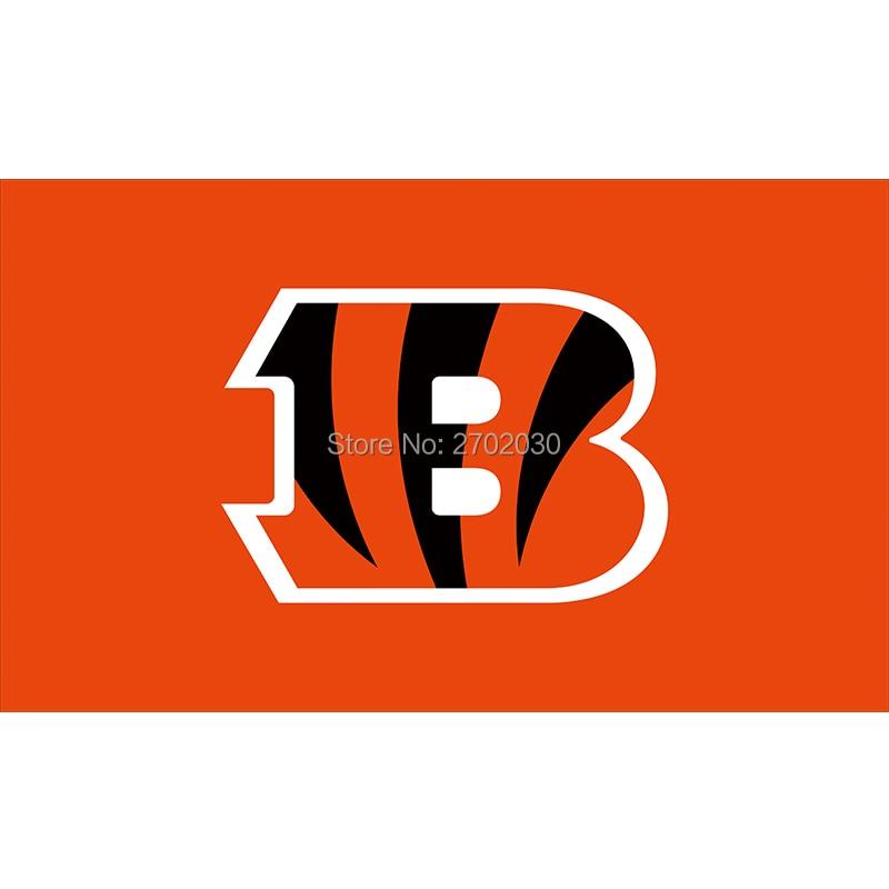 cincinnati bengals b logo flag super bowl champions football team