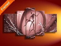 Different design canvas pictures living room wall painting simple abstract oil painting high quality reproduction art